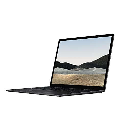 """Microsoft Surface Laptop 4 15"""" Touch-Screen – AMD Ryzen 7 Surface Edition - 8GB - 512GB Solid State Drive (Latest Model) -MatteBlack"""