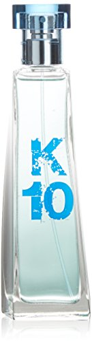 Concept V Design, K10, Eau de Toilette spray da uomo, 100 ml