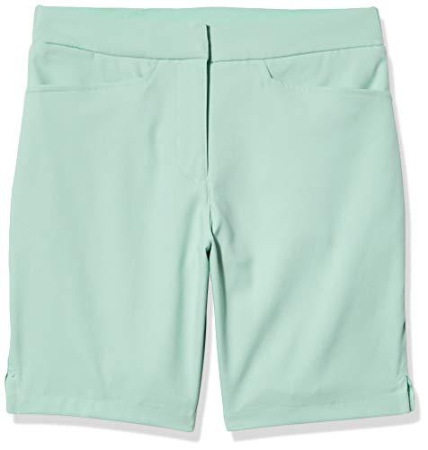 PUMA Golf Damen Bermuda Pounce 2019, Herren, Shorts, 2019 Pounce Bermuda, Grün - Mist Green, Double x Small