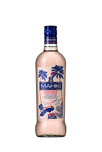 MAHIKI Coconut Hand Crafted with Jamaican AND Polynesian Rum Liköre (1 x 0.7 L)