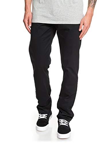 Quiksilver Herren New Everyday Union Pant Unterhose, schwarz, 54