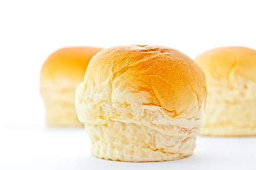 Gluten Free Dairy Free Dinner Rolls 72-count (case of 72 Dinner Rolls)
