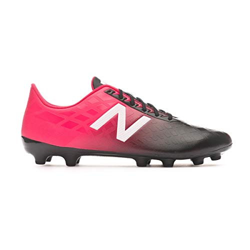 New Balance Furon 4.0 Dispatch AG, Bota de fútbol, Bright Cherry, Talla 12 US (46.5 EU)