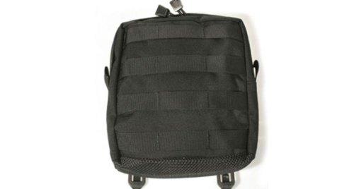 BLACKHAWK! S.T.R.I.K.E. Large, Utility Pouch with Zipper - Black