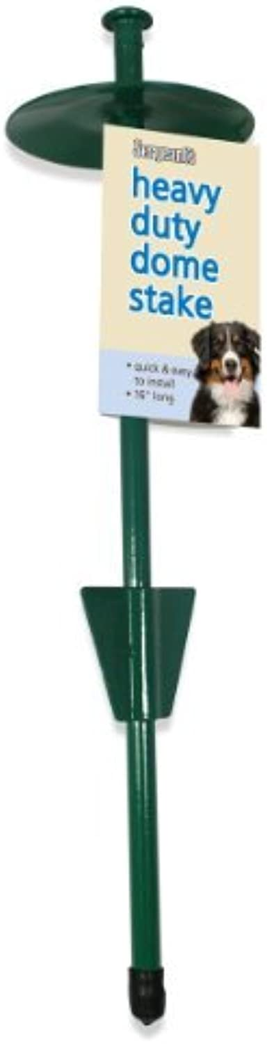 Dome Tie Out Stake by Sergeant's Pet