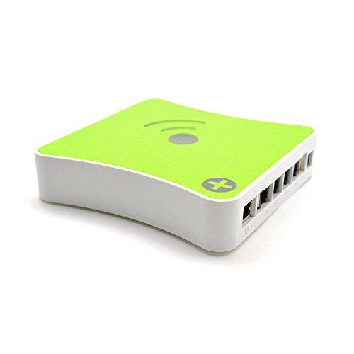 Controlador eedomus+ de aparatos conectados de domótica - Generación Z-Wave Plus