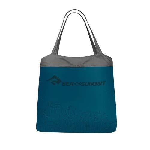 SEA TO SUMMIT Ultra-SIL Nano Shopping Bag Display Refill Sac de Montagne, Alpinisme et Trekking, Adultes Unisexe, Bleu (Bleu), Taille Unique