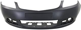 Front Bumper Cover Compatible with 2012-2017 Buick Verano Primed