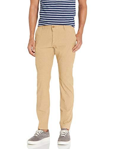 Dockers Men's Slim Fit Ultimate Chino Pants, Elwood Oak, 38W x 32L