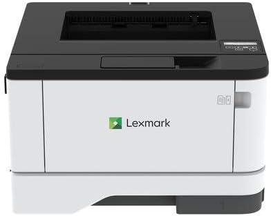 Lexmark MS331DN Laser Printer - Monochrome - 40 ppm Mono - 2400 dpi Print - Automatic Duplex Print - 100 Sheets Input
