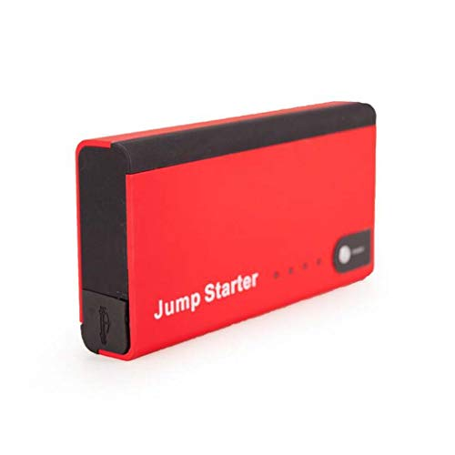 Great Price! DMQNA Portable Car Jump Starter, Emergency Battery Booster Pack, Power Bank with Dual U...