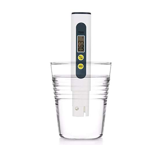 GLUN Pre-Calibrated Pen Type Digital LCD TDS Meter Tester for Water Quality Testing (Ppm)