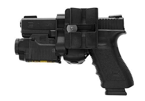 Crye Precision Black Gunclip Belt Holster Right Hand