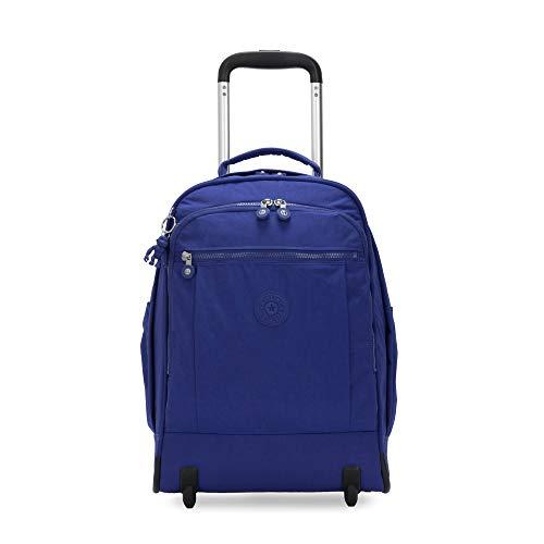 Kipling Gaze Large Rolling Backpack Laser Blue