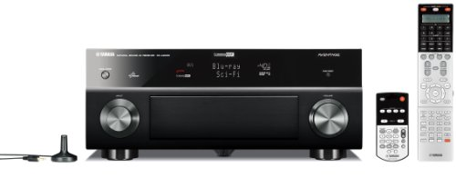 Great Deal! Yamaha RX-A2000 7.1-Channel Audio/Video Receiver (OLD VERSION) (Discontinued by Manufact...