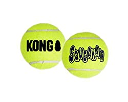 Tennis balls for dogs - such as your Bull Terrier