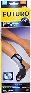 Futuro Plantar Fasciitis Night Foot Support - One Size, Pack of 2
