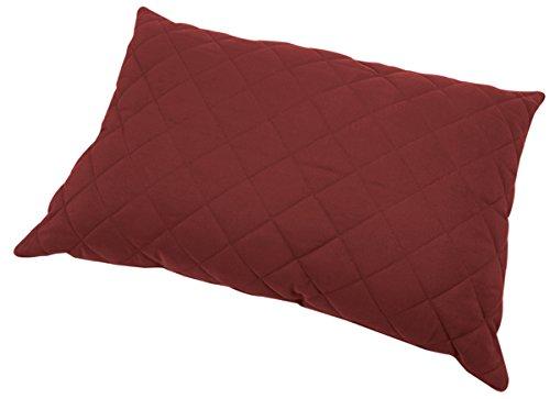 Polydaun reiskussen Beagle rood 60 x 40 cm voor onderweg of thuis