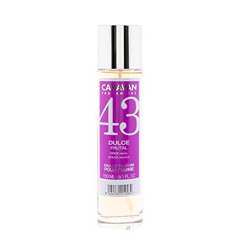 CARAVAN FRAGANCIAS Nr. 43 - Eau de Parfum mit Vaporizer für Frauen- 150 ml.