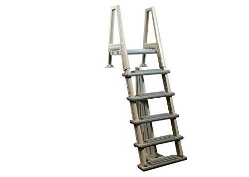 CONFER 6000X HEAVY DUTY INPOOL LADDER FOR DECKS FROM 42IN TO 56IN HIGH