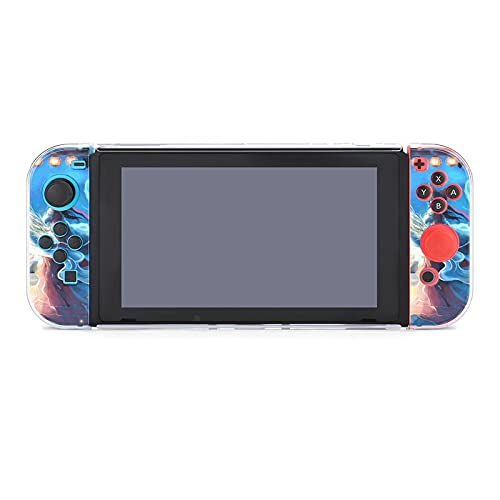 Japanese anime Touhou Nintendo Switch Case Controller Switch Game Console Protector Cover