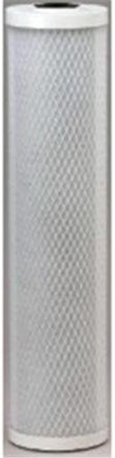 Compatible to American Plumber WRC25HD20 Whole House 20-inch Heavy Duty Filter Cartridge by CFS