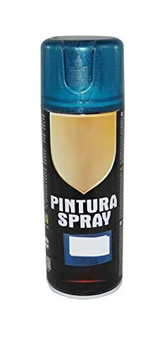 Pintura Spray Azul Metalizado 400 Ml