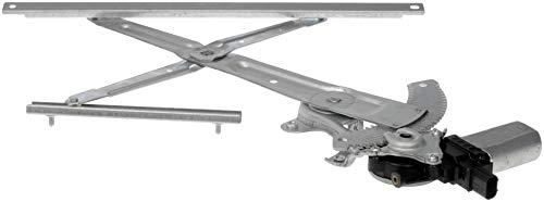 Dorman 751-748 Front Passenger Side Power Window Regulator and Motor Assembly for Select Honda Models