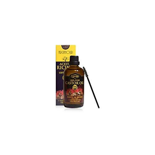 Arganour Castor Oil 100% Pure 100 Ml - 100 ml
