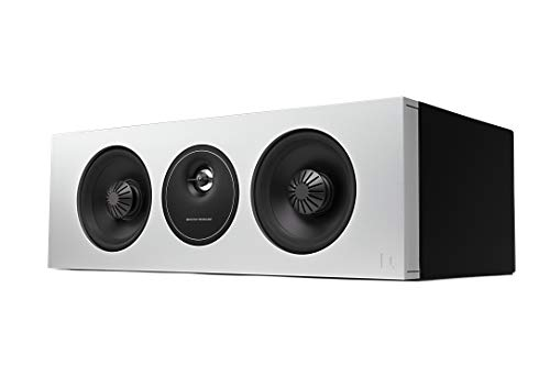 Definitive Technology Demand Series D5c 2-Way Center Channel Speaker | Superior Vocal Reproduction for Music & Movies | Black
