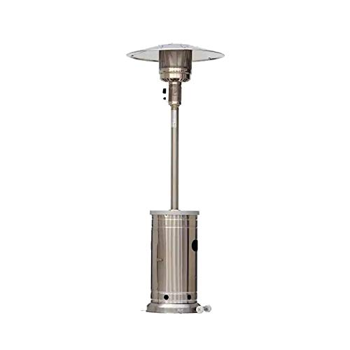 Garden Treasures 48000-BTU Stainless Steel...