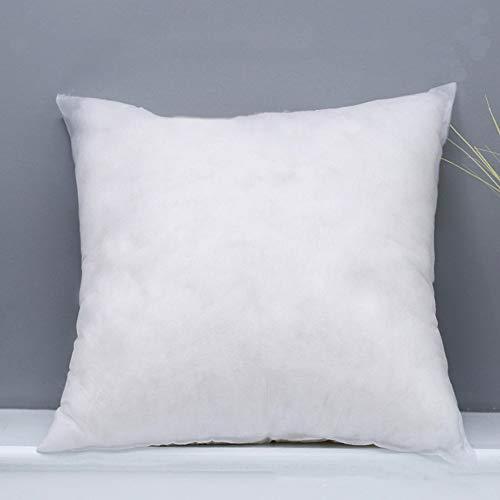 yywl Almohada interior de vellón para dormir, color blanco