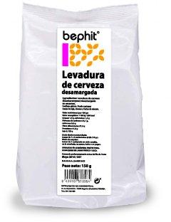 LEVADURA DE CERVEZA DESAMARGADA EN ESCAMAS BEPHIT - Bolsa 150 gr