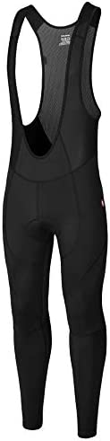 qualidyne Men s Cycling Bike Bib Pants 3D Padded Bike Tights Compression Bicycle Pants Excellent product image