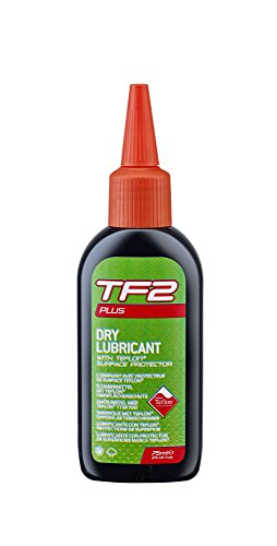Weldtite TF2+ Dry Lube with Teflon Surface Protector Aceite, 75 ml, Unisex, Red, 0.075 litres