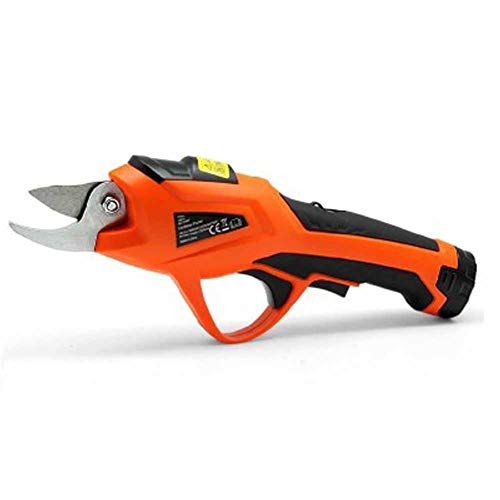 Amazing Deal Electric Pruning Shears Wireless Rechargeable Scissors Electrical Tools Rough Branch Sh...