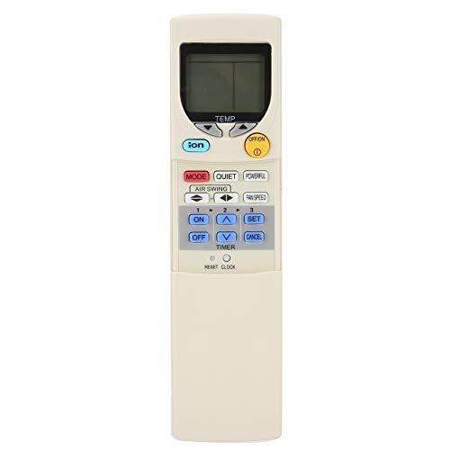 Mando a Distancia de Repuesto para el Controlador de Aire Acondicionado Panasonic A75C2604, Distancia de Mando a Distancia 10 m   33 pies