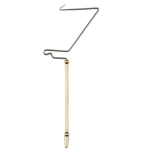 Dr. Slick 4' Brass Whip Finisher