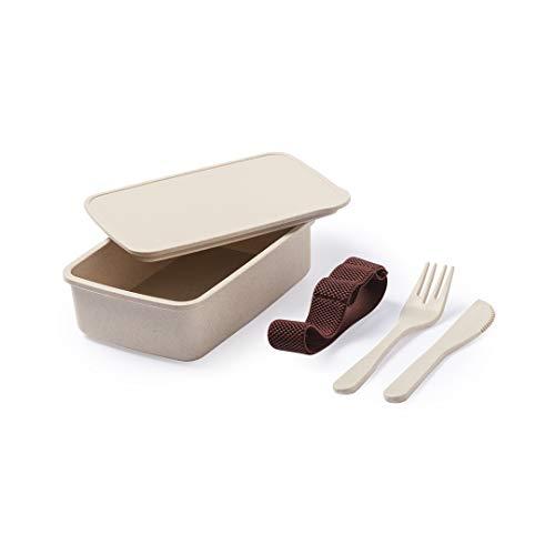 eBuy GB 1339513 Bambus Lunchbox Fibre