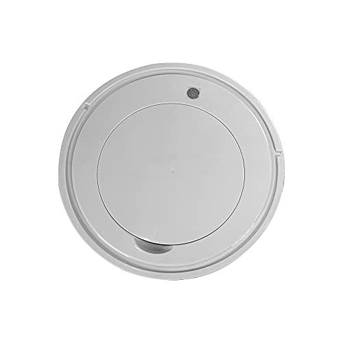 Robo Aspirador Po Varre Vassoura Passa Pano Sensor Automatico Limpa Casa inteligente
