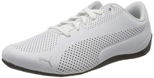 PUMA Drift Cat Ultra Reflective, Zapatillas Unisex Adulto, White Black, 39 EU