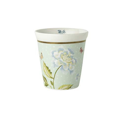 Laura Ashley - Becher, Tasse - Heritage - Mint Uni - Porzellan - 270 ml