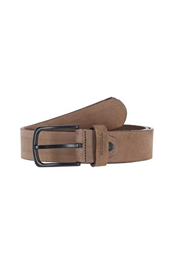 Reell All Black Buckle ceinture L/XL capuccino