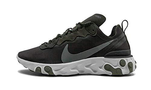 Nike WMNS React Element 55 Kaki Bq2728-302