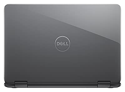 "Dell i3168-0027RED 11.6"" HD 2-in-1 Laptop (Intel Celeron N3060 1.6GHz Processor, 2 GB DDR3L SDRAM, 32 GB SDD, Windows 10) Tango Red"