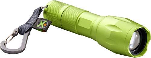 HABA 305348 - Terra Kids Taschenlampe, Taschenlampe für Kinder, Kunststoff, 23 cm groß, Ø 3,5 cm, 4 Leuchtmodi inklusive Blinklicht und SOS-Funktion, 13 Stunden Leuchtdauer