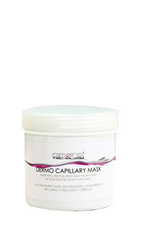 Simone Trichology Mascarilla Dermo Capillary Con Queratina 500 ml