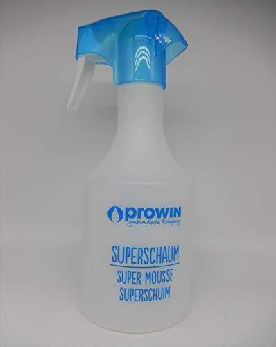 proWIN Superschaumflasche