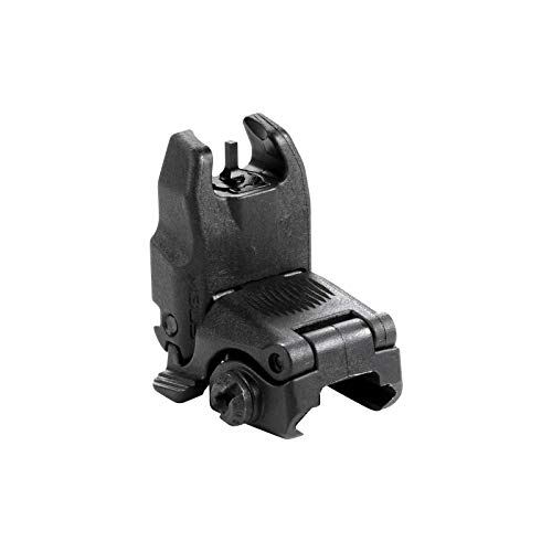 Magpul MBUS Flip-Up Backup Sights, Black, Front Sight