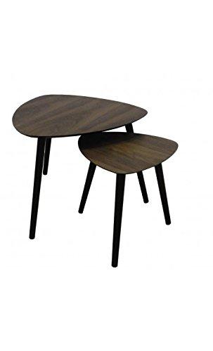 Delamaison Alto Table, Multicolore